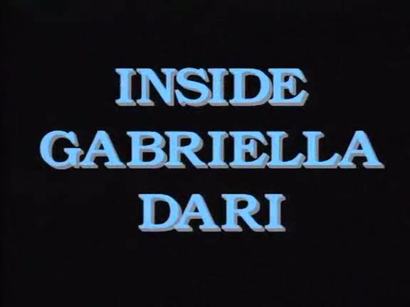 Deep Inwards Gabriella Dari