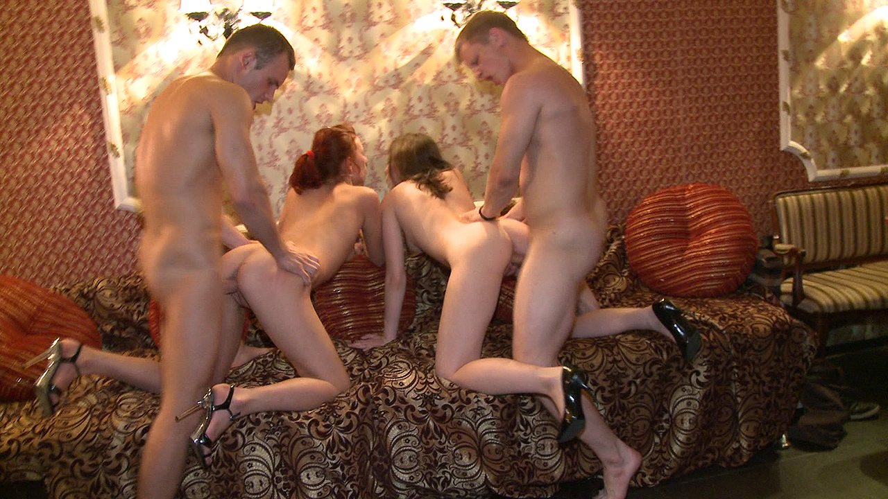 Sexual Intercourse Soiree In A Closed Bar